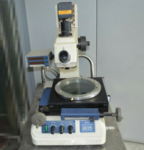 Mitutoyo Measuring Microscope 176 508d a05