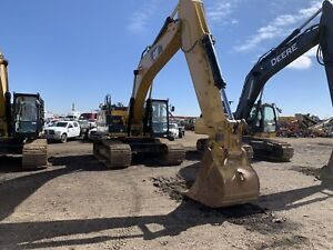 2013 Cat 336e With Low Hours