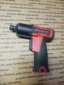 Snap On Tools Ct761a 14 4v Cordless 1 4 Hex Impact Driver Led Lights Excellent