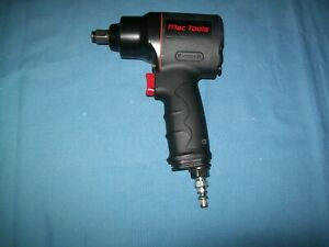 Mac Tools Awqp120m 1 2 Drive Compact Air Impact Gun Looks Unused