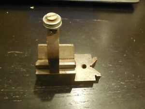 Machinist Made V Block And Clamp Free Usa Shipping