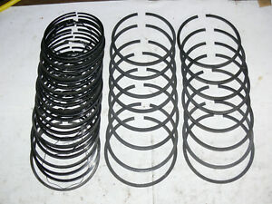 70 To 73 Chevy 396 402 Cu 57 To 61 Buick 364 Cu In 060 Piston Rings
