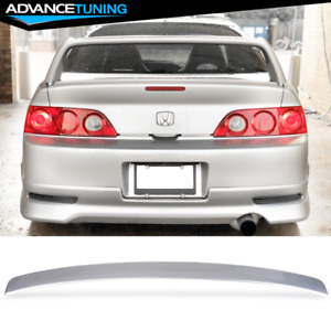 Fits 02 06 Acura Rsx Dc5 Aspec Trunk Spoiler nh700m Alabaster Silver Metallic