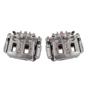 Front Oe Brake Calipers Pair For 2004 2008 Mitsubishi Endeavor