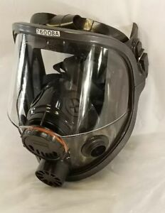 Honeywell North 760008a North 7600 Series M l Full Face Respirator