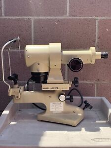 Bausch Lomb Kerotometer ivory10