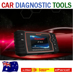 Icarsoft Jp V2 Obd2 Scan Tool For Toyota Nissan Mitsubishi Subaru Mazda At