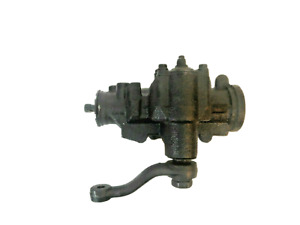 Jeep Wrangler Tj 97 02 Power Steering Gear Box With Pitman Arm