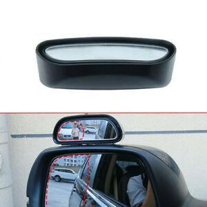 2 Universal Blind Spot Mirror Wide Angle Rear View Car Side Mirror Adjustable G