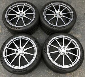 19 20 Mercedes Sls Gts Rims Oem Factory Set Amg Slc Gt Wheels Tires Original