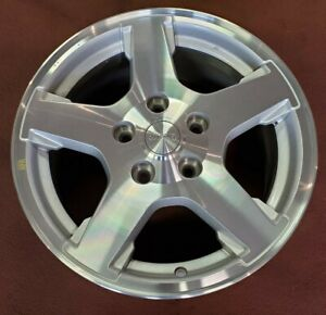 1 Jeep Grand Cherokee 2005 2007 Used Oem Wheel 17x7 5 Factory 17 Rim 9055