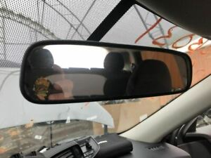 Rear View Mirror Sedan Without Compass Fits 00 01 03 18 Altima 279154