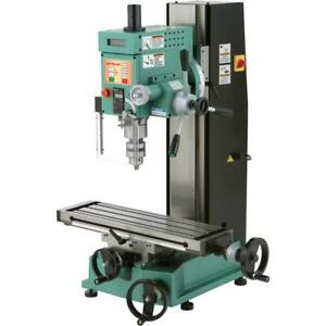 Grizzly G0619 6 X 21 1 Hp Mill Drill