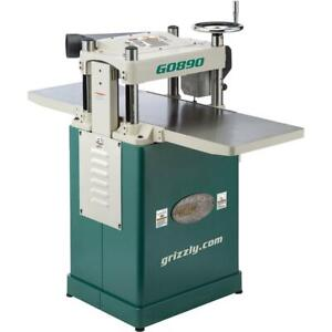 Grizzly G0890 15 3 Hp Fixed table Planer
