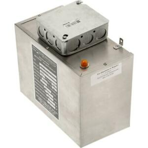 Grizzly H3473 Static Phase Converter 6 To 10 Hp