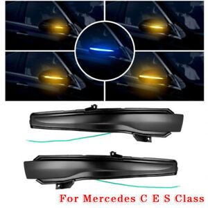 Car Turn Signal Lights Side Mirror Lamp Durable Practical Portable Accessories