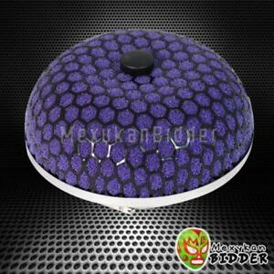 3 76 2 Mm Purple Mushroom Style Washable High Flow Mesh Cold Air Intake Filter