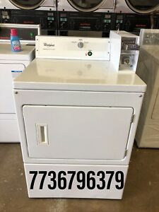 Whirlpool Commercial Coin Operated Gas Dryer 2015 Model