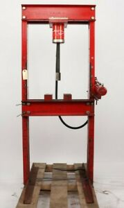 Shop Press Snap on Tools Cg470bhy 20 ton Shop Press Hydraulic