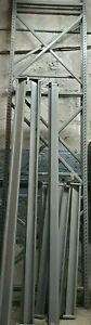Lyons Pallet Racking Storage Shelving 3 36 x144 Uprights 6 8 Beams 8