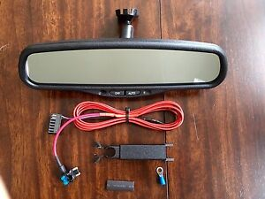 2003 2009 Toyota 4runner Accessory Auto Dimming Inside Rearview Mirror Kit