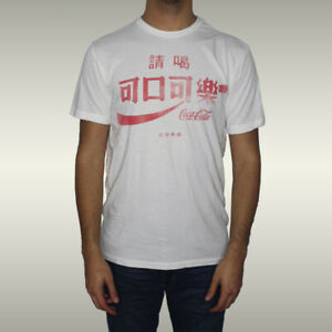 Coca Cola China Logo T-shirt  by Chaser Brand American Vintage
