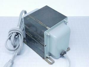 Stancor Gis 500 Isolation Transformer In 115 V 50 60 Hz Out 115 V 500 Va 4 35