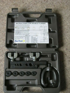 Blue Point Tf5a Brake Flaring Tool With Box 3 16 To 1 2 Nos