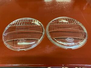 1935 Ford Car 35 1940 Ford Truck Headlamp Twolite Lens Pair 1936 1938