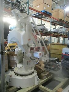 Abb Flexpalletizer Irb 64z 104800 6 axis only Arm No Controls Mfd 2000 Used