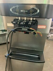 2010 Taylor C712 33 Air Pump Soft Serve Ice Cream Machine Air Cooled