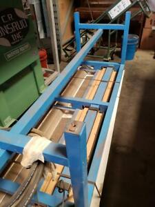 R a Macdonald Custom Post Former 2 zone woodworking Machinery