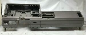 1988 1994 Gmc Chevy Truck Dash Core Assembly Unit gray 89 90