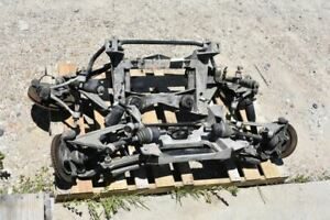 Corvette C5 Z06 Complete Suspension Kit Front And Rear With Axles And Sway Bars
