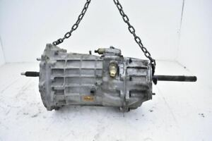 2001 2004 Corvette C5 Z06 Ls6 Manual 6 Speed Z06 Transmission Assembly Rwd 5 7l