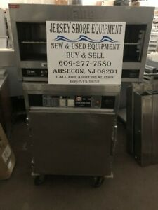 Henny Penny Ch 108 Heavy Duty Commercial nsf Digital Cook Hold Mobile Oven