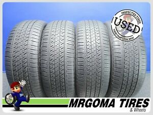 4 Bridgestone Ecopia H L 422 Plus Rft 235 55 19 Used Tires 87 Rmng 101v 2355519