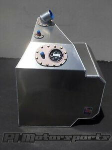 Detomaso Pantera Aluminum Gas Tank Fuel Cell W Bladder Fia Approved
