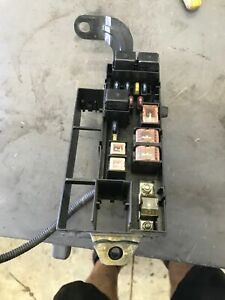 2002 2004 Subaru Impreza Wrx Engine Fuse Box Relay 82231fe000 Oem 02 04