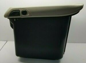 99 02 Silverado Tahoe Suburban Yukon Center Console Arm Rest Bin Light Tan