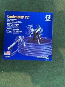 Graco Contractor Pc Airless Gun Hose Tip Kit 17z222 17z042