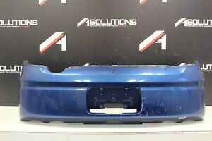 2002 2004 Acura Rsx Type S K20a2 Oem Factory Rear Bumper Cover Assy Blue