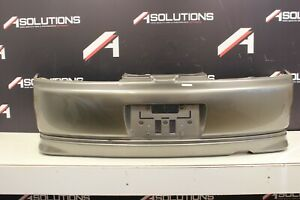 2005 2006 Acura Rsx Type S K20z1 Oem Factory Rear Bumper Cover Assy Tan