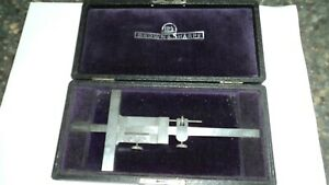 Browne Sharpe 5 Inch Depth Gauge Tool For The Machinist
