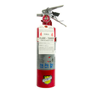 Strike First 2 5 Lb Abc Fire Extinguisher