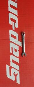 Vintage Snap On Tools 6mm Midget 6 Pt Combination Wrench Oex6m Ships Free