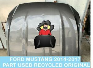 Ford Mustang Hood 2014 2017