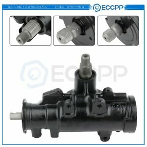 Complete Power Steering Gear Box For 05 07 Ford F 250 F 350 Super Duty Pickup