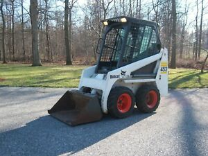 Bob Cat 453 Skid Steer Loader