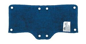 Occunomix 870b100 01 Terry Topper Snap on Hard Hat Sweatband One Size Navy